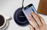 Беспроводное Зарядное Устройство Qi Зарядка Samsung, Iphone, фото 2