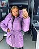 Куртка - снуд, мводонепроницаемое лаке утеплитель силикон-250. Разные цвета. (21435), фото 8