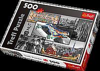 "Пазл Trefl 37169 ""Барселона-коллаж"" 500 элементов"