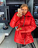 Куртка - снуд, мводонепроницаемое лаке утеплитель силикон-250. Разные цвета. (21435), фото 7