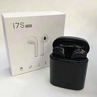Bluetooth Наушники TWS i7S Кейс HBQ Беспроводные Apple Iphone Airpods