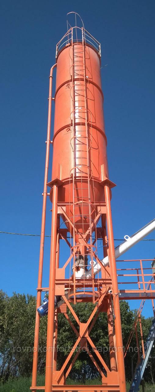 Силос для цемента 30 тонн