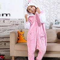 Кигуруми Хело Китти / Hello Kitty на рост 120-130 см