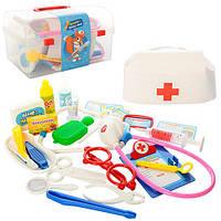 Доктор M 0459 U/R (48шт) 28 предметов, в чемодане, 21-12-12см