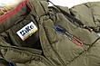 Детская зимняя куртка для мальчика от KIKO 5006, 134-164, фото 4