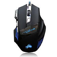 игровая компьютерная мышка с подсветкой