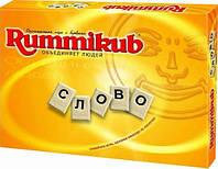 """Настольная игра """"Rummikub"""" (с буквами)"""