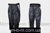 Мотоштани DAQINESE текстиль + наколінники розмір: M