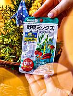 Витамины 16 овощей