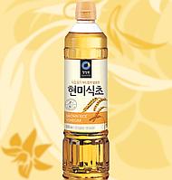 Коричневый рисовый уксус, 500 мл, Daesang, Sempio, Корея,HB