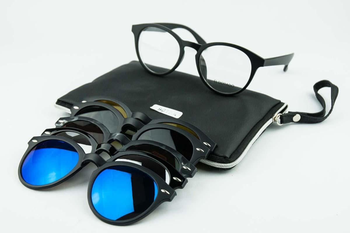 Очки со сменными насадками 2205 Eldorado