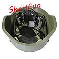 Каска шлем кевларовый PASGT m88 IIIA kevlar helmet NIJ 2кл каска , фото 4