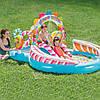 """Детский игровой надувной центр """" Карамель """" с шариками, фонтаном  и горкой ., фото 3"""