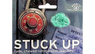 Жвачка магнит, набор 4 шт