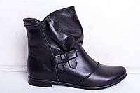 Ботинки из натуральной кожи №188-1, фото 1
