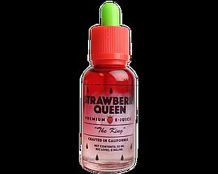 "Премиум жидкость Strawberry Queen ""The King"" 30ml L-2"
