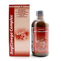 АнгиОмега Комплекс США, 237 мл. - защита и лечение сосудов, коллоидная фитоформула Арго