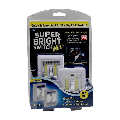 Светильник Super Bright Switch Супер Яркий переносной