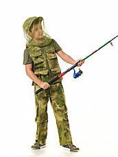 Антимоскитная сетка-маска для рыбалки охоты, фото 3