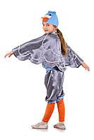 Карнавальный костюм для девочки Голубка, рост 115-125 см
