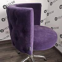 Кресло клиента Queen velours, фото 1