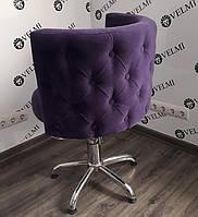Кресло клиента Queen velours