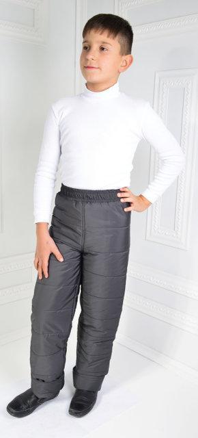 Детские зимние штанишки 98-104-110-116 см