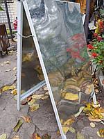 Штендер А-образный рекламный щит, уличная реклама, спотыкач 900*600mm, фото 1