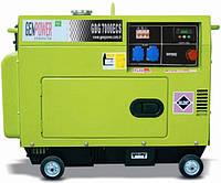 Генератор дизельный Genpower GDG 7000ECS с АВР 5,5(7,0)кВт, фото 1