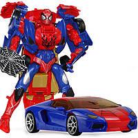 Трансформер Человек паук JJ618A, фото 1