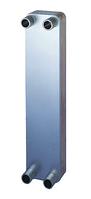 Паяный пластинчатый теплообменник Swep B25