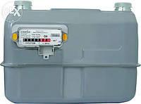 Самгаз G6 RS/2,4Р (газовый счетчик Самгаз) лічильник Samgas+ магнит подарок, фото 1