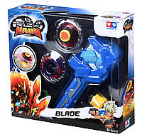 Волчок Auldey Infinity Nado Атлетик Fiery Blade Вогняний Клинок (YW624502)
