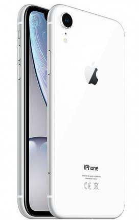 Apple iPhone XR Dual Sim 64GB White (MT132), фото 2