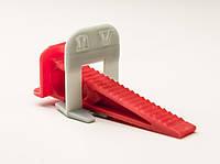 Система выравнивания для плитки фирма Nova (Клин уп.200 шт)