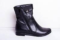 Ботинки из натуральной кожи №191-1, фото 1