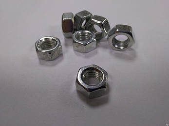 Гайка шестигранная М39 ГОСТ 5915-70, DIN 934, фото 2