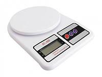 Весы кухонные Kitchen SF-400 7кг