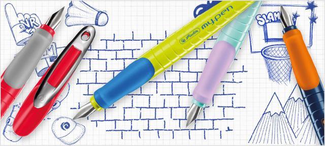 Перьевые ручки Herlitz