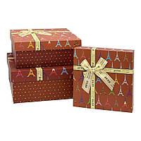 Коробка подарочная КП 2.4 набор 3 шт