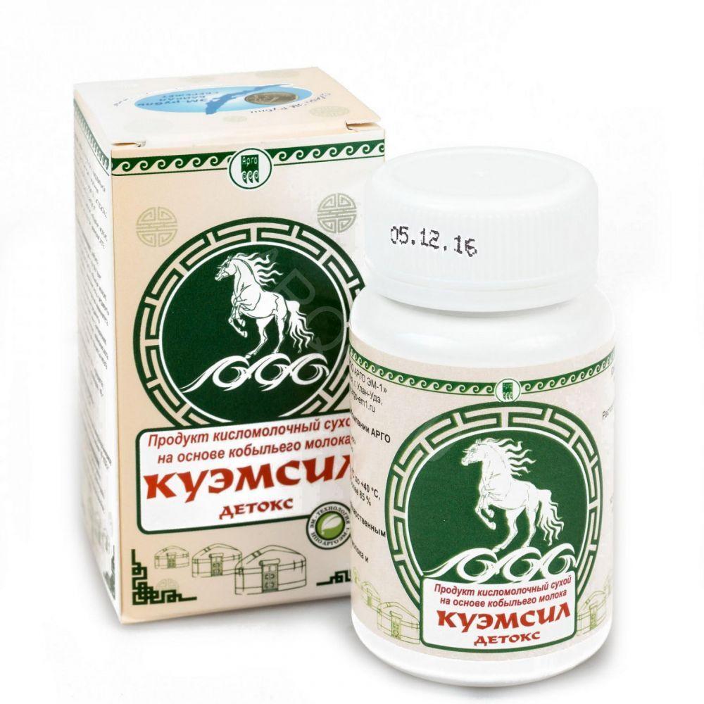 КуЭМсил Детокс - препарат для защиты печени, чистка печени, гепатопротектор