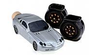 Подарочный коньячный набор авто мини спорт металлик, 3 предмета, производство Украина, 586031122, фото 1