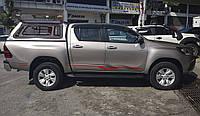 Кунг Aeroklas GEN A  стекла вверх Toyota Hilux 2015-, фото 1