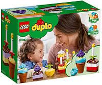 Лего LEGO Duplo 10862 Мой первый праздник