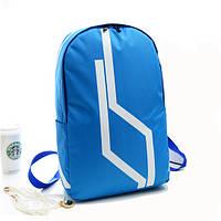 Спортивный рюкзак мужской синий