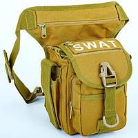 Сумка тактическая на бедро SWAT TY-229 OF
