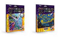 """Набор для творчества """"DIAMOND DECOR"""" DD-01-01,02...07,09,10 видов (20) """"ДАНКО ТОЙС"""""""