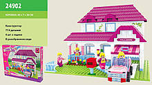 Конструктор для девочки Ausini 24902 Страна Чудес Вилла Дом