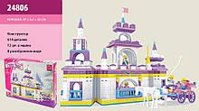 Конструктор для девочки Ausini 24806 Страна Чудес Замок