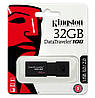 USB флешка Kingston DataTraveler 100 G3 32GB Black (DT100G3/32GB)